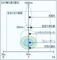 ビューターの酸化還元電位
