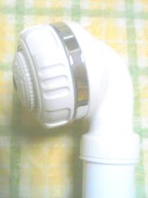 クリスタルシャワーヘッド