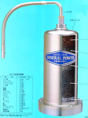 MINERAL POWER  ミネラルパワー  WEAL ウィール