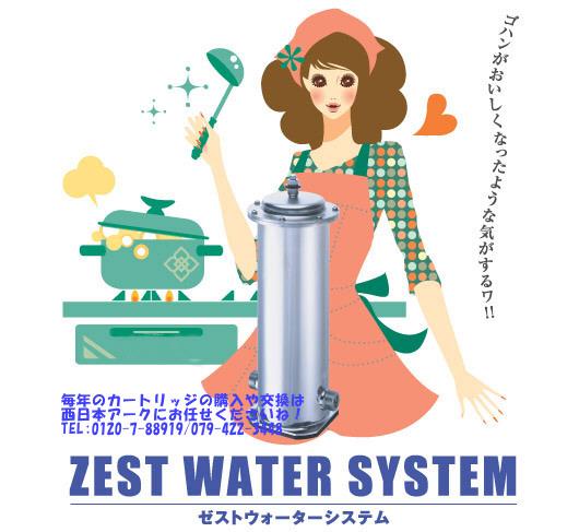 日本ゼスト ゼストウォーターシステム MB-400Z