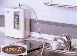 電解水生成器「キングダム 5W−TYH−91」  エーペックス21  東洋金属