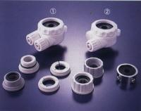 浄水器用の分岐水栓