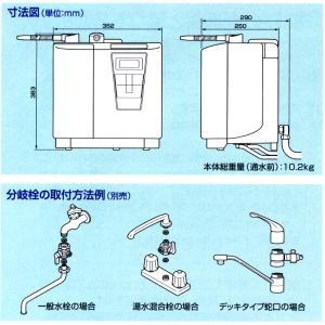 テクノスーパー502  トーヨーアイテックス 還元水 ATX-502
