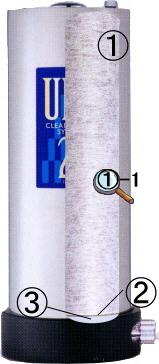 UNO21-K リッツウーノ 浄水器カートリッジ
